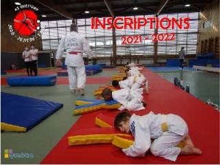 Image de l'actu 'INSCRIPTIONS 2021-22'